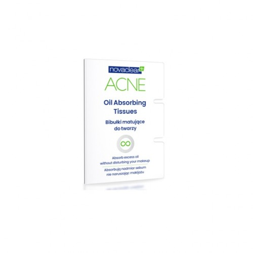 Novaclear Acne Oil Absorbing Tissues