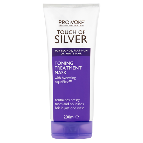 PRO:VOKE  Touch Of Silver  Toning Treatment Mask