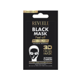 PEEL OFF BLACK MASK with activat.Carbon&PRO-COLLAGEN- YOUTHFUL RADIANCE