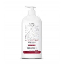 AGE REVIVE BODY MILK-SMOOTHING-COENZYME Q10 & PLANT STEM CELLS