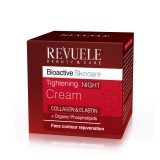 "REVUELE ""BIO ACTIVE""-COLLAGEN&ELASTIN Tightening NIGHT Cream"