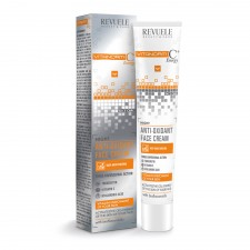 REVUELE NIGHT ANTI OXIDAT FACE CREAM VITANORM C