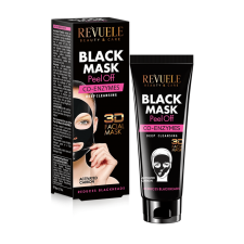 REVUELE BLACK MASK Peel Off Co-Enzymes