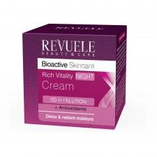 Bio Active Skin Care 3D Hyaluron Rich Vitality Night Cream 50 ml