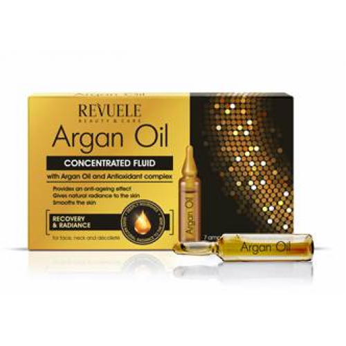 Argan oil ampoules - Concentrated fluid