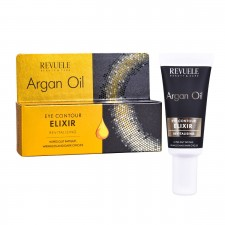 Eye Contour Elixir REVUELE Argan Oil Revitalizing 25ml