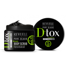 D-tox BAMBOO Charcoal Volcanic BODY SCRUB 300ml