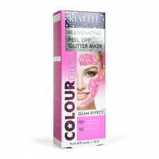 REVUELE REJUVENATING PEEL OFF GLITTER MASK