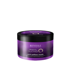 REVUELE ICE COOL BLOND Anti-Yellow Hair Mask 500ml