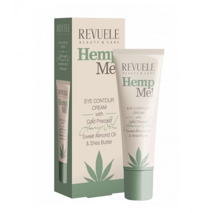 Крем за околу очи REVUELE Hemp me! Eye contour cream 35 ml