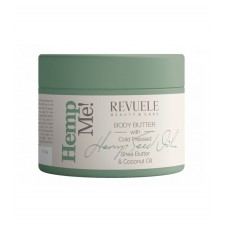 Путер за тело REVUELE Hemp me! Body Butter 300 ml