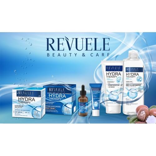 Маска за интензивна хидратација и подмладување на кожата на лицето REVUELE Hydra Therapy 150ml