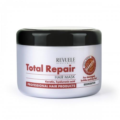 Маска за оштетена коса REVUELE Total Repair 500ml