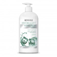 HYALURON BODY LOTION-ANTI-WRINKLE TREATMENT- Intensive cell renewal