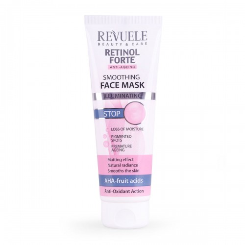 REVUELE RETINOL FORTE Smoothing Face Mask 80 ml