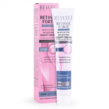 REVUELE RETINOL FORTE Multi-Active Nourishing Night Cream 50 ml