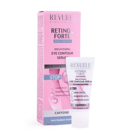 REVUELE RETINOL FORTE Brightening Eye Contour Serum 25 ml