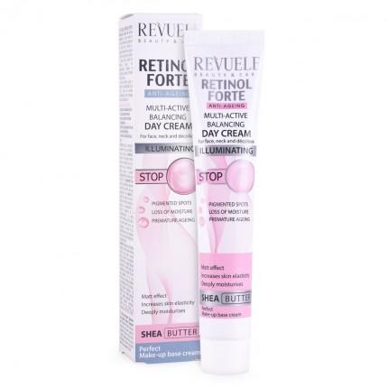 REVUELE RETINOL FORTE Multi-Active Balancing Day Cream 50 ml