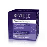 REVUELE BIOACTIVE PEPTIDES & RETINOL Regenerating Night Cream 50ml
