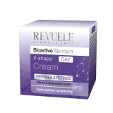 REVUELE BIOACTIVE PEPTIDES & RETINOL V-Shape Day Cream SPF15 50ml