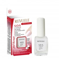 REVUELE NAIL THERAPY-SOS COMPLEX for brittle and broken nails