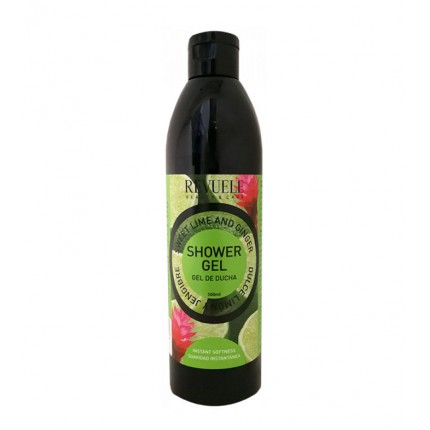 REVUELE Fruit Skin Care Sweet Lime and Ginger Shower Gel 500ml