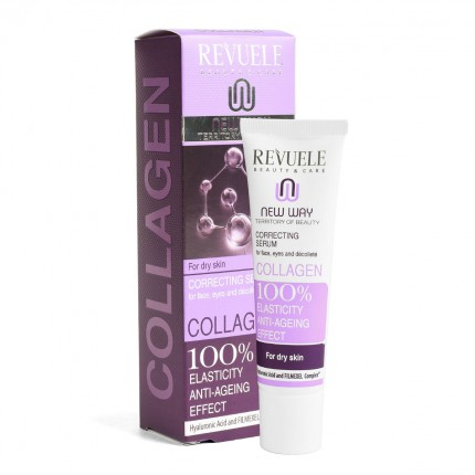 REVUELE COLLAGEN- CORRECTING SERUM