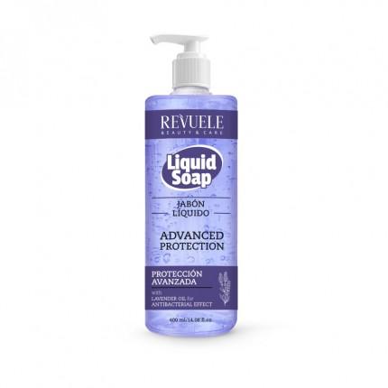 REVUELE LIQUID SOAP LAVENDER 400ml
