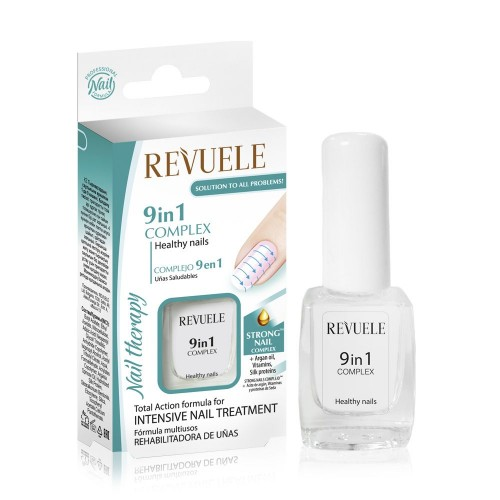 REVUELE NAIL THERAPY-9 in 1 COMPLEX- HEALTHY NAILS