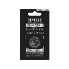 """NO PROBLEM"" - BLACK MASK – Facial –mask film- PEEL OFF MASK (with activated Carbon)"