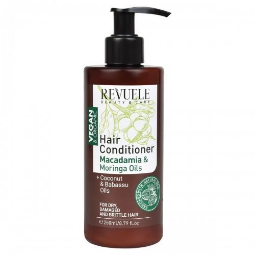 Vegan & Organic Hair Conditioner
