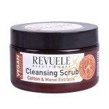 Vegan & Balance Cleansing Scrub with Cotton & Monoi Extract