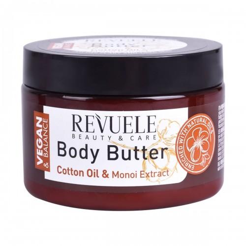 BODY BUTTER Cotton Oil & Monoi Extract 360ml