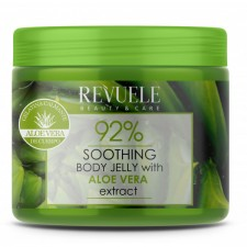 REVUELE BODY JELLY WITH ALOE VERA EXTRACT 400ml
