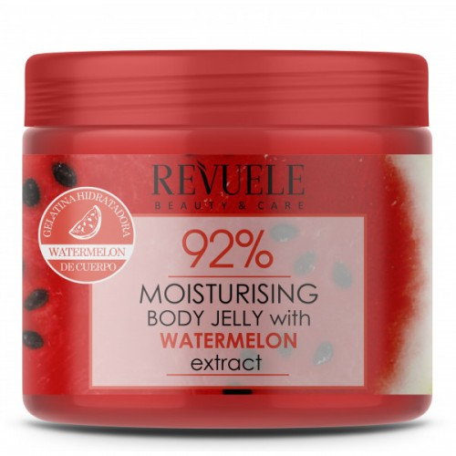 REVUELE BODY JELLY WITH WATERMELON EXTRACT 400ml