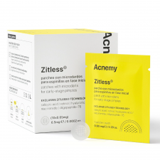 ACNEMY ZITLESS patches with microdarts for early stage pimples