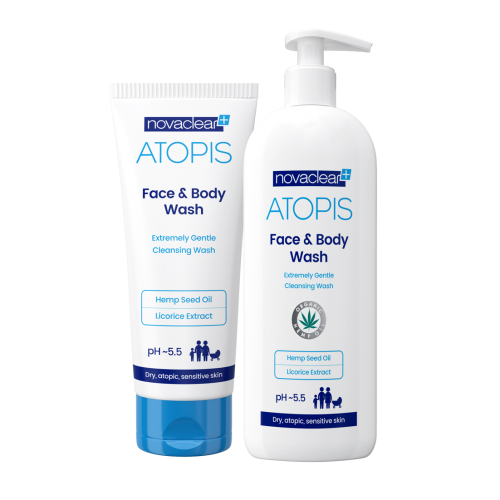ATOPIS FACE & BODY WASH