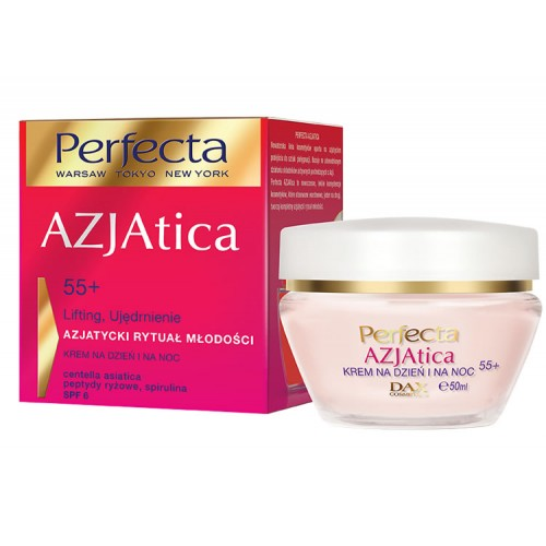 PERFECTA AZJATICA - DAY&NIGHT CREAM-55+SPF-6 Lifting & Firming