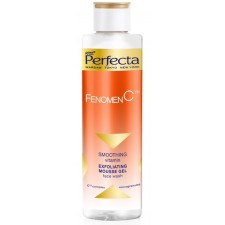 PERFECTA FENOMEN C SMOOTHING vitamin EXFOLIAT ING MOUSSE GEL