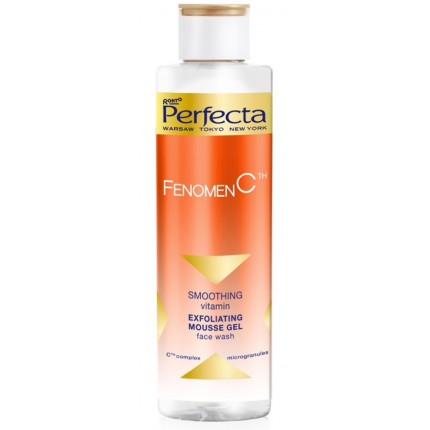 PERFECTA FENOMEN C SMOOTHING vitamin EXFOLIAT ING MOUSSE GEL