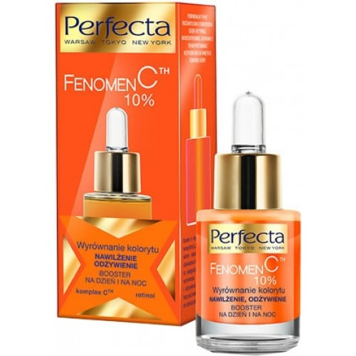 PERFECTA FENOMEN C 10% BOOSTER DAY&NIGHT 15ml