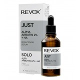 REVOX JUST Alpha Arbutin 2% + HA