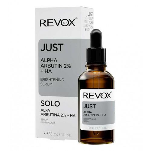 REVOX JUST Alpha Arbutin 2% + HA