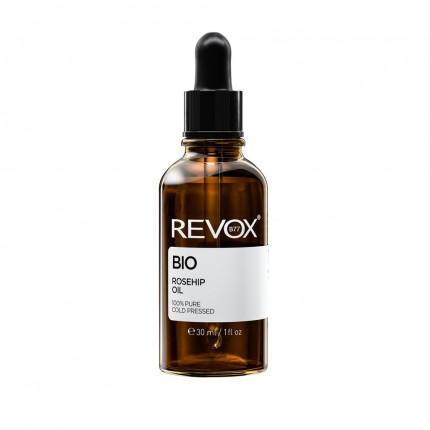JUST REVOX ROSEHIP OIL 100% PURE COLD PRESSED 30ml