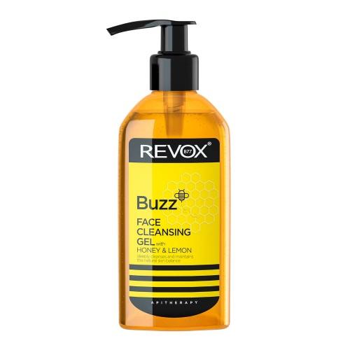 REVOX BUZZ FACE CLEANSING GEL 180ml