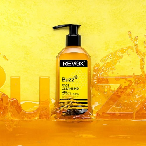 REVOX BUZZ FACE CLEANSING GEL 180ml