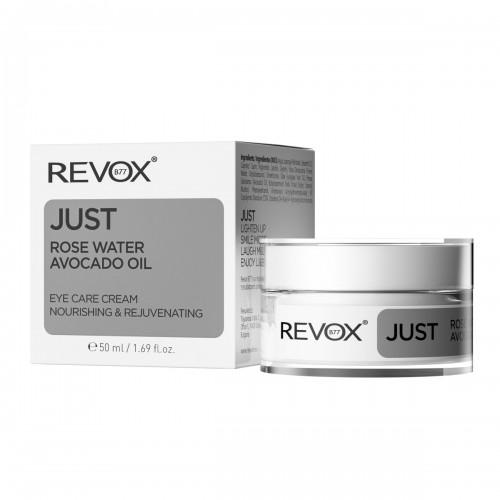 REVOX JUST EYE CARE CREAM-NOURISHING & REJUVENATING