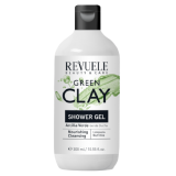 REVUELE GREEN CLAY SHOWER GEL- Потхранувачки гел за туширање со зелена глина